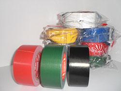布テープカラー