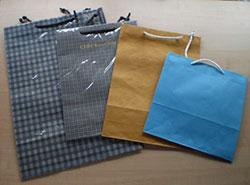 各種紙袋・手提袋